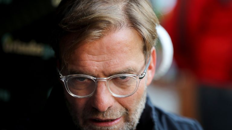 Klopp admits he may make changes to his team for the visit to Wembley