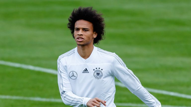 Leroy Sane returns to the Germany squad to face France, having missed out on World Cup selection