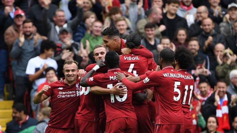 Liverpool have started the season in perfect fashion