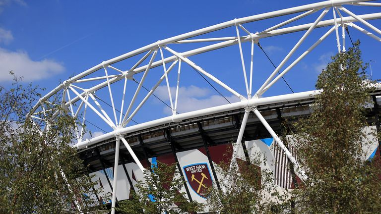 The London Stadium has not proven a happy hunting ground for West Ham