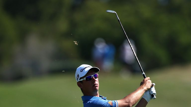 Lucas Herbert was forced to settle for securing his European Tour privileges for 2019
