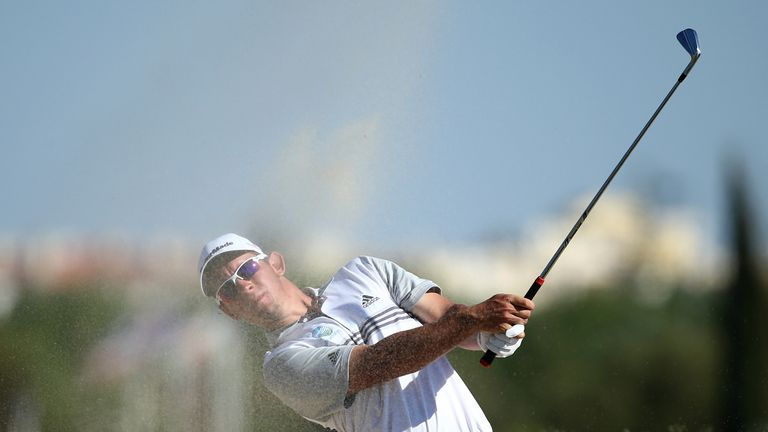 Lucas Herbert leads after day three at Portugal Masters