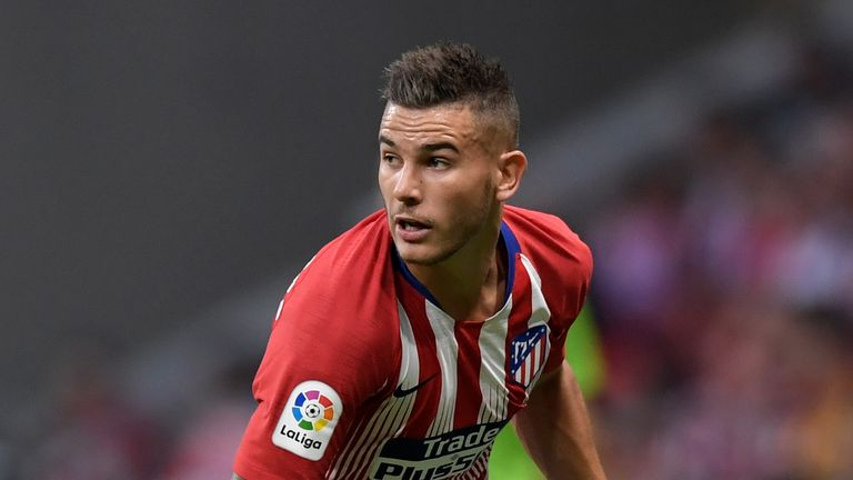 Lucas Hernandez is one of Atletico Madrid's star assets