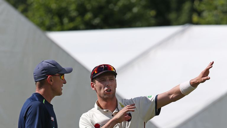 Henry says assistant coach Allan Donald made Kent's bowlers more ruthless