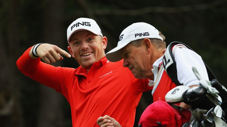 Wallace is a three-time winner on the European Tour