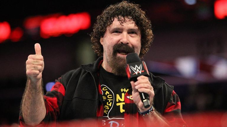 Has Mick Foley done a deal with the devil ahead of Hell In A Cell?