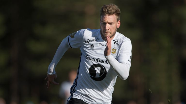 Nicklas Bendtner was reported to police in Copenhagen