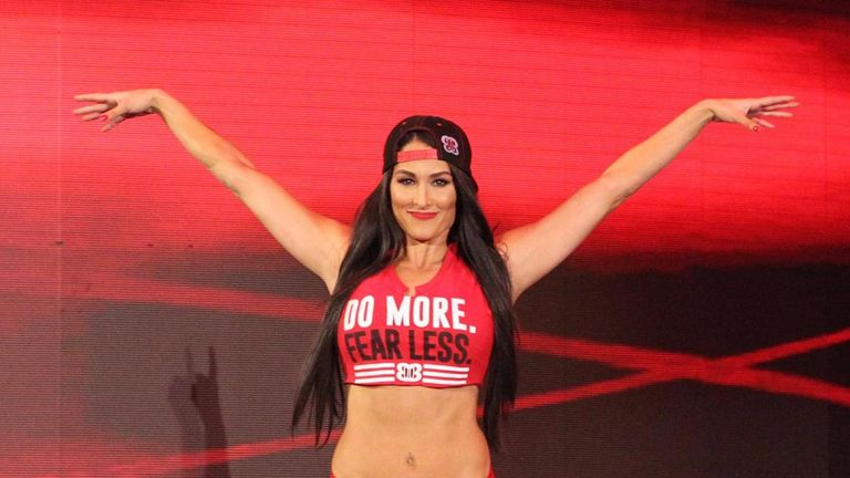 Does Nikki Bella fancy a crack at the championship?