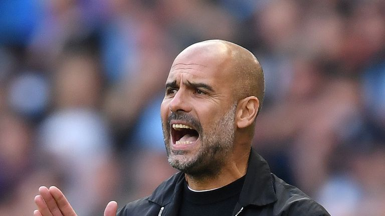 Guardiola has happy day as Man City win in Germany