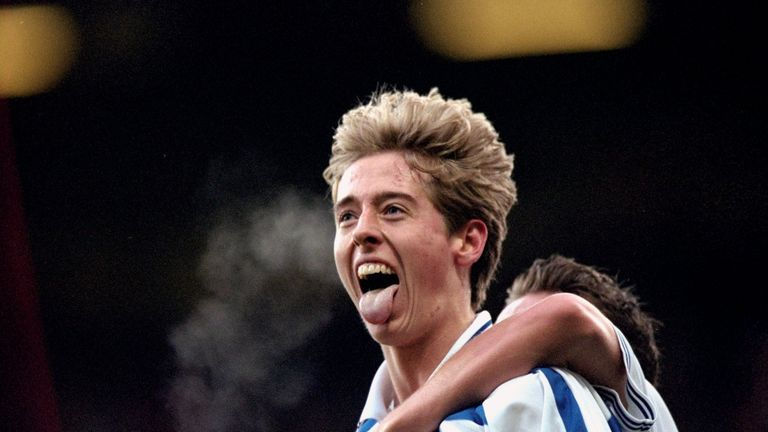 Peter Crouch has hinted at a possible return to Queens Park Rangers