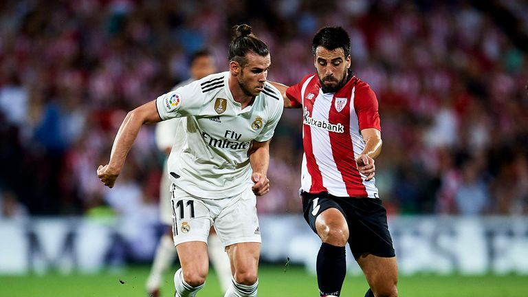 Match Report Ath Bilbao 1 1 R Madrid 15 Sep 2018
