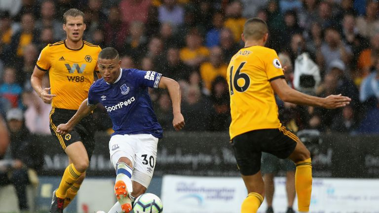 Everton have looked bereft of attacking penetration in Richarlison's absence