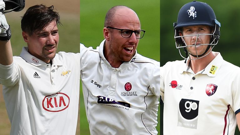 England Test squad announcement