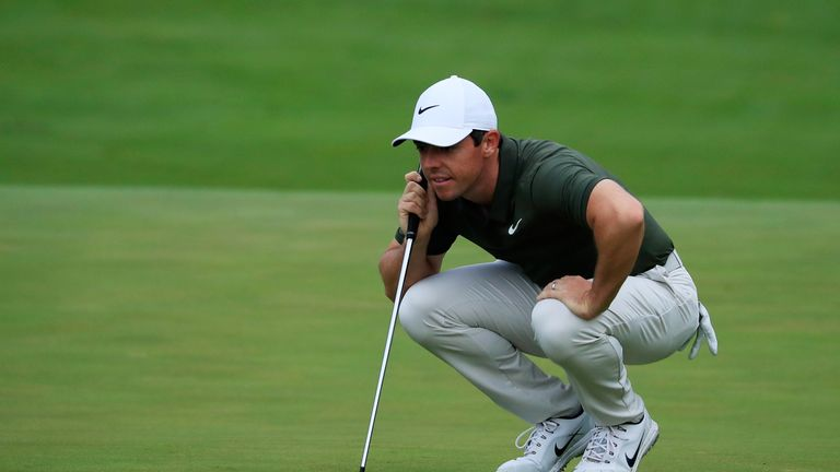 McIlroy will be one of a number of former major winners in action in Hawaii