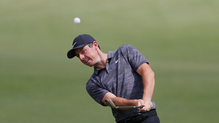 Rory Mc Ilroy will partner Tiger Woods in the final round