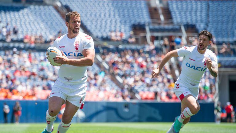Sean O'Loughlin says England need to be playing mid-season Tests
