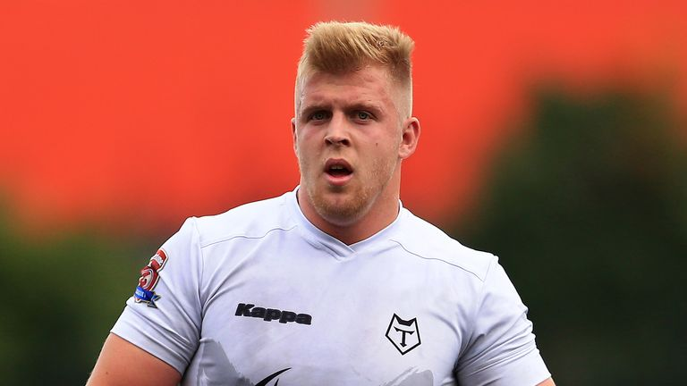 Bussey joined the Toronto Wolfpack in 2017