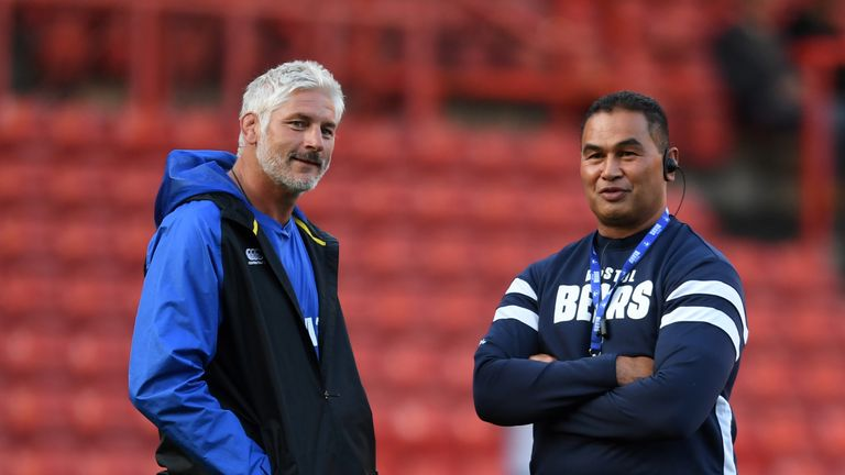 Todd Blackadder paid credit to Bath's strength and conditioning staff following Taulupe Faletau's return to action