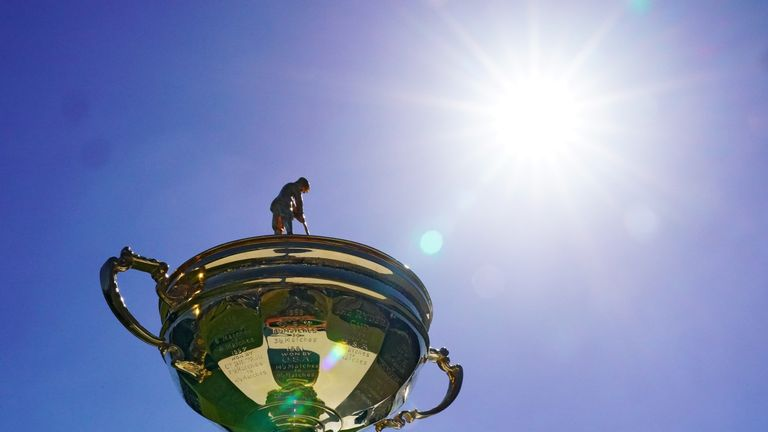 The new deal includes coverage of the Ryder Cup until 2022