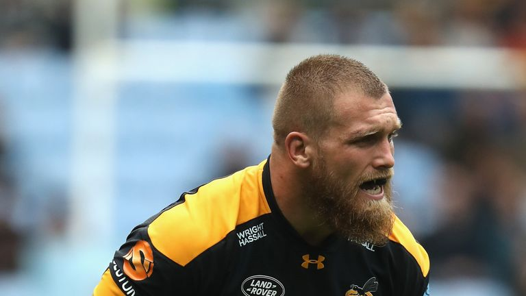 Brad Shields' injury is a big blow for Wasps and England