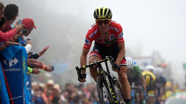 Simon Yates extended his lead on Stage 19 of La Vuelta