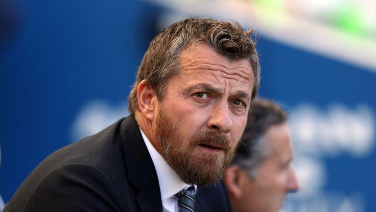 Slavisa Jokanovic is under pressure after Fulham's poor start to the season