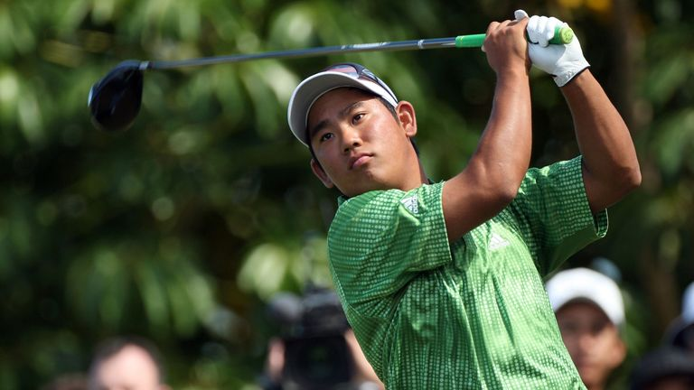 Tadd Fujikawa qualified for the US Open aged 15