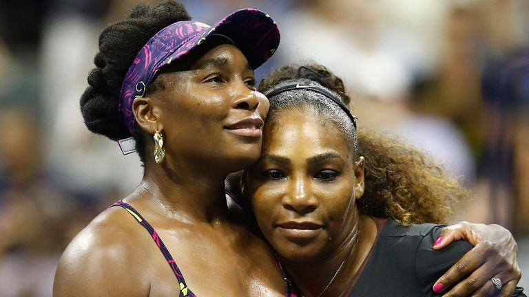 Venus and Serena Williams have continued to fight for equality