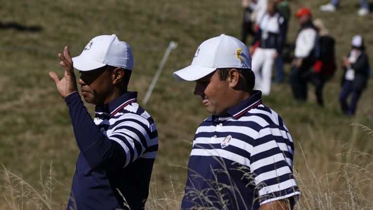 U.S. takes early 3-1 lead at France's Ryder Cup
