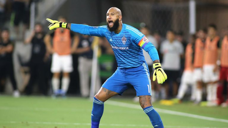 Tim Howard has invested in National League side Dagenham & Redbridge