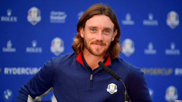 Tommy Fleetwood will be the key man for Europe, says Charlie Nicholas