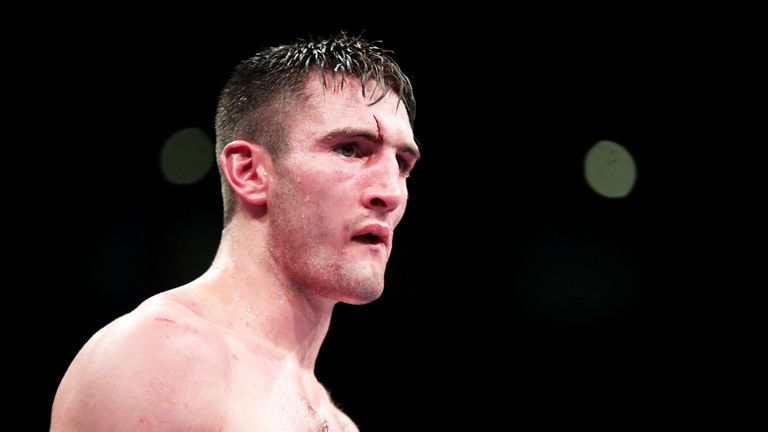 Tommy Langford wants to avenge loss to Jason Welborn, live on Sky Sports.