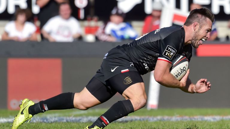 Toulouse played some rip-roaring rugby in the Top 14 over the weekend