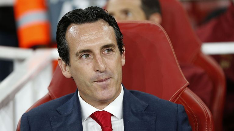 Unai Emery I have a plan to improve Arsenal's leaky defence