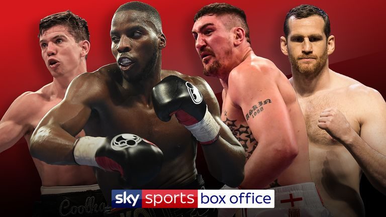 Fans MAKE IT CLEAR to Eddie Hearn on Joshua v Whyte 2