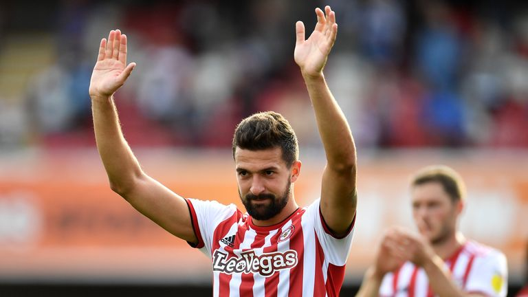 Yoann Barbet left Brentford for QPR