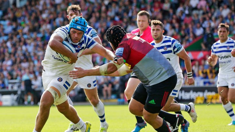Could Bath's Zach Mercer fill the void for England?