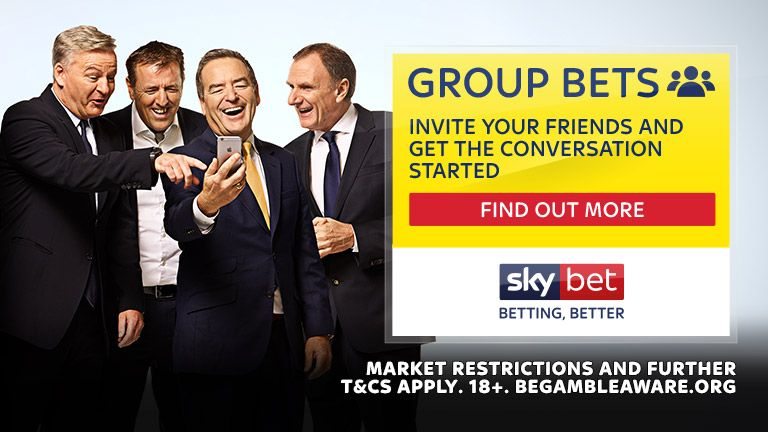 Sky Bet Group Bets