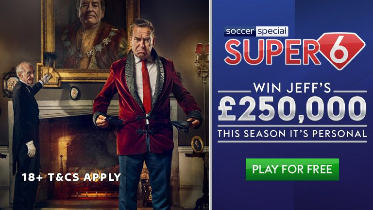 Win Jeff's £250K Midweek