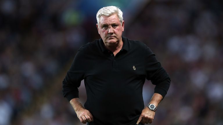 Steve Bruce has been out of work since leaving Aston Villa