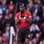 Paul Pogba absent from Manchester United training football news