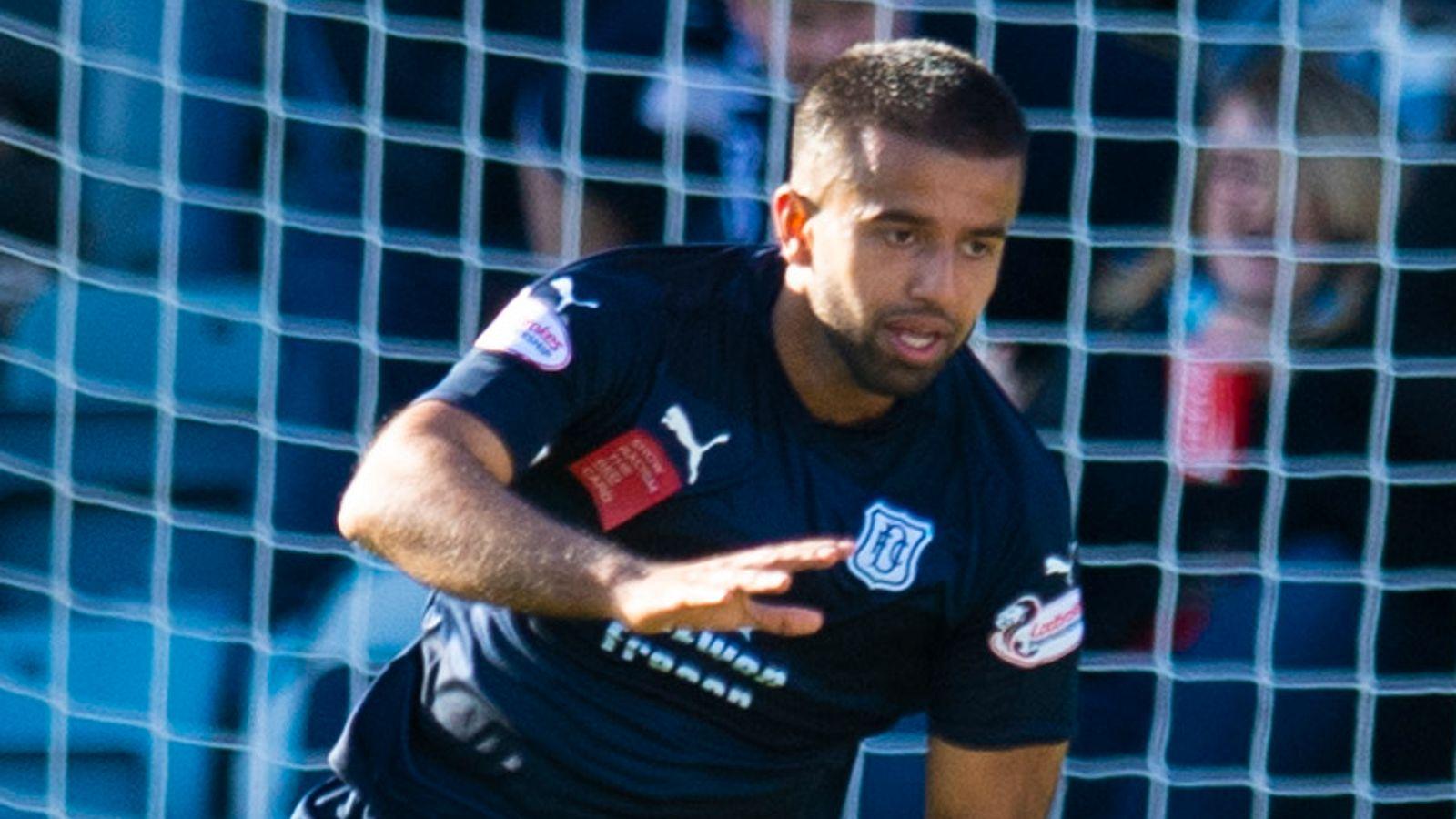 OFI Crete's Adil Nabi itching for football in Greece to restart
