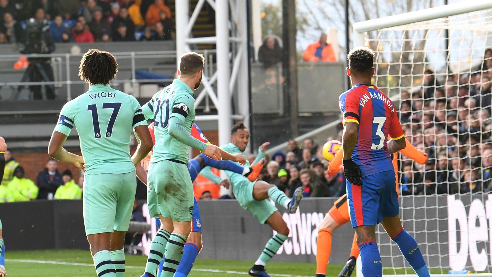 Ref Watch: Did Arsenal get lucky?   Football News   Sky Sports