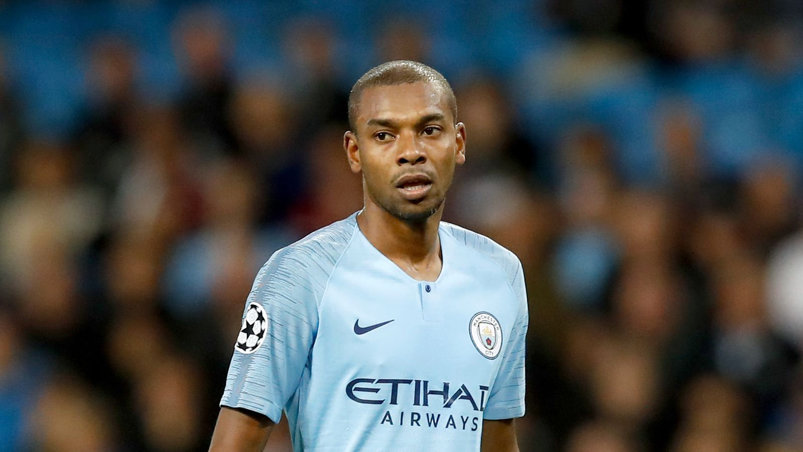 No Fernandinho back-up signing in January, says Pep