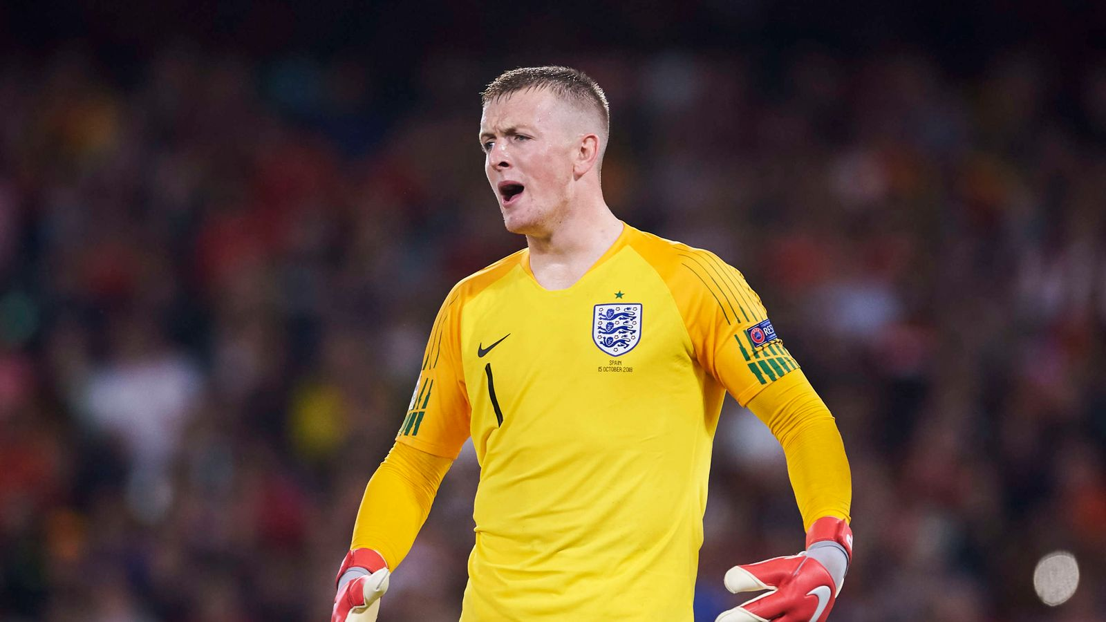 Jordan Pickford: England Are A Better Side Than At The