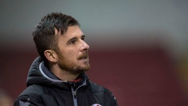 Barry Ferguson has been appointed at Kelty Hearts
