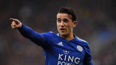 Ben Chilwell is extending his stay with Leicester