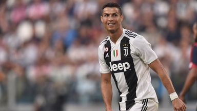 Cristiano Ronaldo says he is focusing on football and his life amid the rape allegation against him, which he denies