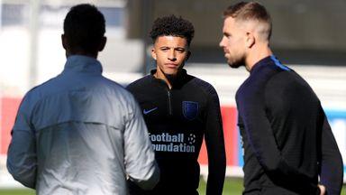 Injury concerns over England trio