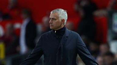 fifa live scores - How Jose Mourinho's night unfolded at Old Trafford after reports of Manchester United exit